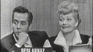 Whats My Line? - Lucille Ball & Desi Arnaz (Oct 2, 1955)