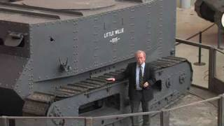 Tank Chats | Little Willie | The Tank Museum