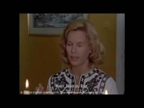 Scènes de la vie conjugale d'Ingmar Bergman : extrait 1