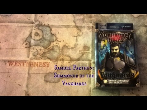 Advanced Concepts: Summoner Wars - Samuel Farthen