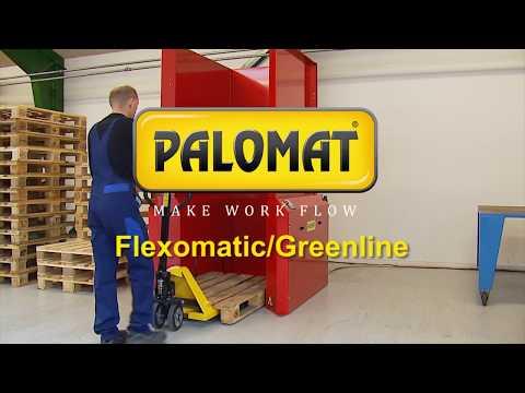 PALOMAT Flexomatic Greenline