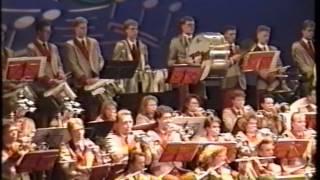ViJoS Showband Spant 1992 35 jarig jubileum