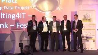 Impressionen Best in Big Data 2014
