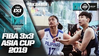 LIVE 🔴 - FIBA 3x3 Asia Cup 2019 - Day 1 - Changsha, China