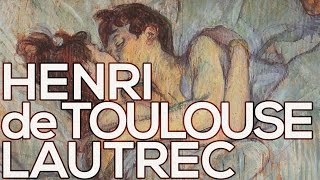 Henri de Toulouse Lautrec: A collection of 277 paintings (HD)