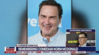 Norm Macdonald dead at 61: Adam Carolla reflects on Norm's life and comedic legacy