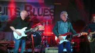 Brian Greenway's Blues Bus Richard Lanthier Sign of Gypsy Queen April wine Festival Nuits Blues 2019