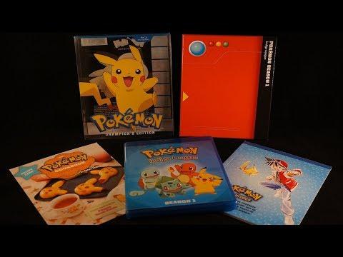 Pokemon Indigo League Episodes are now on Blu-ray!