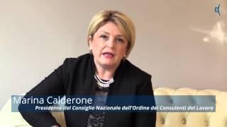 Generazione Proteo: intervista a Marina Calderone