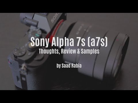 Sony Alpha 7s (a7s) Review: How Good Can a Camera Get?