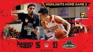 Highlight ABL9 || Home Game 2: Saigon Heat vs Macau Black Bears 25/11