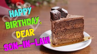 Birthday Wishes for Son-in-Law - Funny Happy Birthday Message