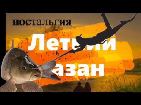 """подводная охота летний сазан """"ностальгия"""" й.mpg"""