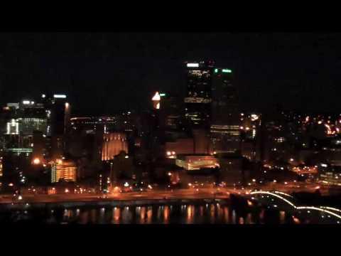 "Pittsburgh Skyscraper's Morse Code Signal Spells ""Pitetsbkrrh"""