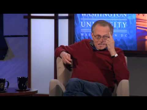 Larry King - Audience Questions (7 of 7)