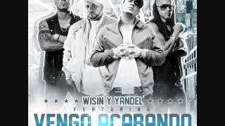 wisin y yandel ft alberto stylee vengo acabando