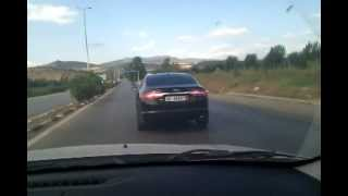 preview picture of video 'Jaguar XF a Guelma Algérie'