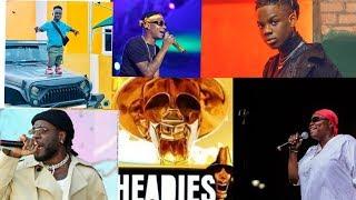 13th Headies Award 2019: All Nominated Artiste (Rema,Burna boy) || Headies Award 2019