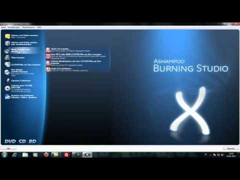 Ashampoo Burning Studio 10 I CD/DVD BrennSoftware I Softwaremonster.com