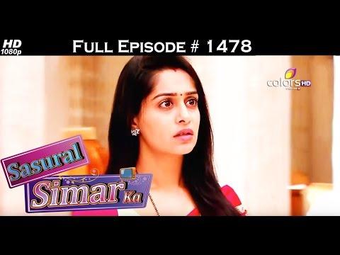 Sasural-Simar-Ka--22nd-April-2016--ससुराल-सीमर-का--Full-Episode-HD