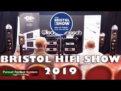Bristol HiFi Show 2019 Look Forward to YBA Heritage A200 amplifier REVIEW Intro & More