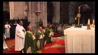 Vídeo-resumen de la estancia del Prelado en Asturias