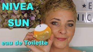 NEU Nivea Sun Eau de Toilette | Review | der Sommerduft