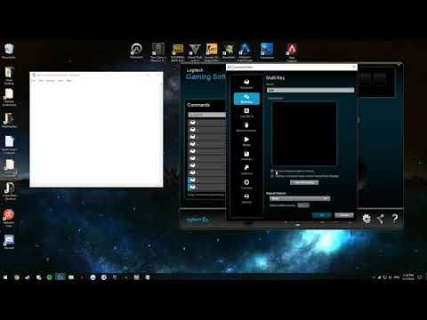 Download Logitech G Series Mouse Macro Tutorial Video 3GP Mp4 FLV HD