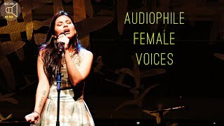 Audiophile Female Voices - Greatest Vocal For Test High End [hq Music]