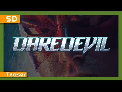 Video trailer för Daredevil (2003) Teaser