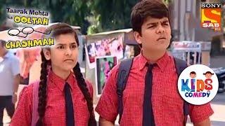 Tapu Sena Gears Up For Their Final Exams | Tapu Sena Special | Taarak Mehta Ka Ooltah Chashmah