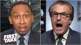 Stephen A. And Mel Kiper Get Into A Heated Debate Over The Bengals | First Take