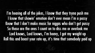 Drake ft. Rick Ross - Lord Knows (Lyrics On Screen)