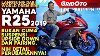 Wujud Asli Yamaha R25 dan R3 Terbaru Versi 2019