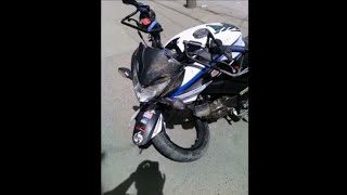 Pulsar Ns 200 Deadly Accident