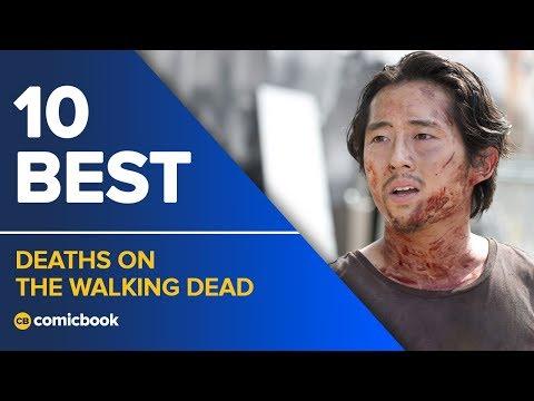 10 Best Deaths on The Walking Dead