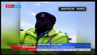 KTN Prime: 19 Motorists get booked for attempting to bribe their way out of a drunk driving charges