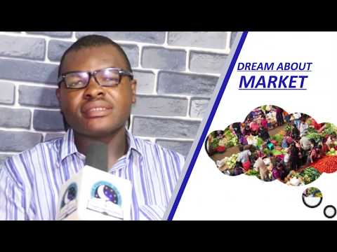 DREAM ABOUT MARKET - EvangelistJoshua.com