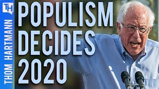Will 2020 Election Be A Story of Populism? (w/ Krystal Ball)