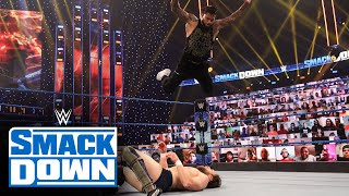 Daniel Bryan vs. Jey Uso – Survivor Series Qualifying Match: SmackDown, Oct. 30, 2020