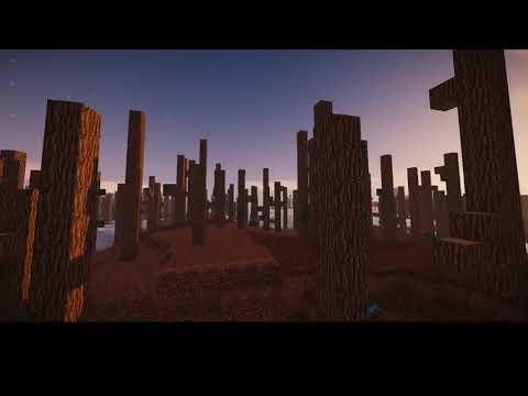 Zoesteria Biomes Mod cinematic showcase