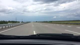 Трасса Астана-Кокшетау   лада приора kz 889 DBA|01