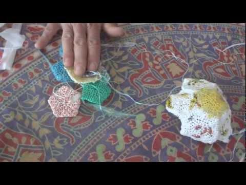 cómo hacer una pelota de fútbol de bolsas recicladas