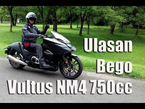 Overview Honda Vultus NM4 750cc AT (Indonesia)