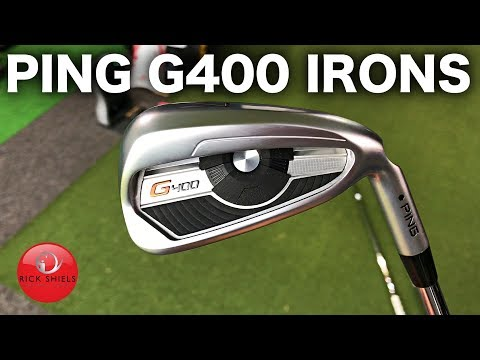 NEW PING G400 IRONS REVIEW