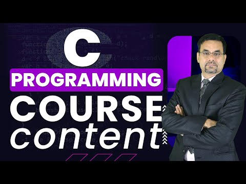 Complete Course Content Details of C Programming | Online Course | C Programming