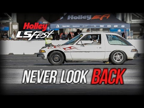 Never Look Back - '75 Turbo LS AMC Pacer - LS Fest West