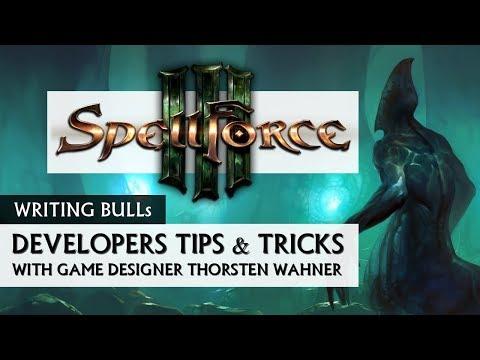 Developer Tips & Tricks: SpellForce 3 | Tutorial [English]