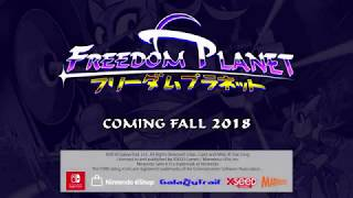 Indie hit Freedom Planet races to a Nintendo Switch release in North America and Europe on 30th Augu