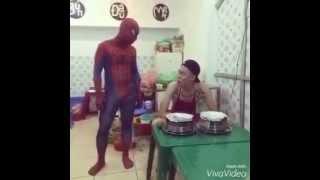 Iphone 6 ringtone remix version spider man